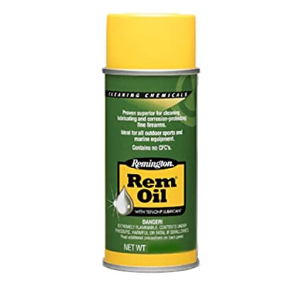 Interstate Arms Corp Remington Rem Oil aerosol (10-Ounce)
