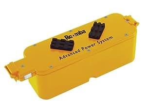 iRobot Advanced Power System Ni-MH Battery, 3000 mAh, 17373