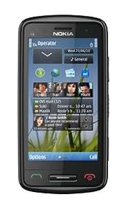 """Nokia C6-01 Negro - Smartphone (8,13 cm (3.2""""), 640 x 360 Pixeles, OLED, 32 GB, 340 MB, 2x)"""