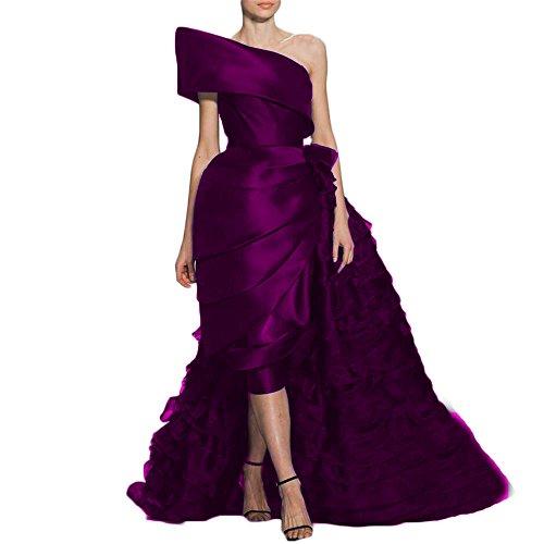 high low bandage dress - 6