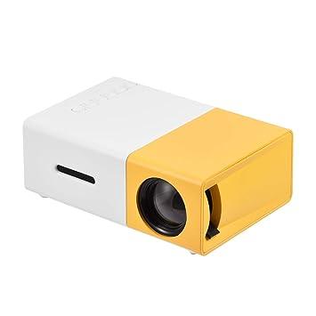 Tosuny Mini proyector portátil, Soporte de proyector LED ...