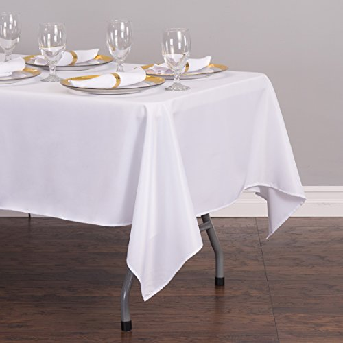 The 8 best white rectangle tablecloths for sale
