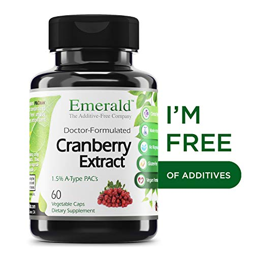 Cranberry Extract - Supports Urinary Tract Health, Stomach/Digestive  Health, Circulatory Health - Emerald Laboratories (Fruitrients) - 60  Vegetable