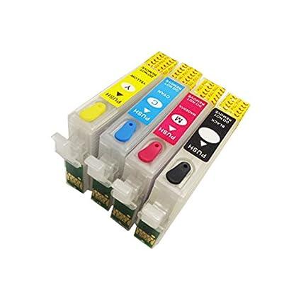 rce1351) Recambio de cartucho de tinta para Epson T1351 Stylus T25 ...