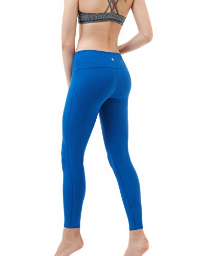 Tesla Yoga Pants Mid-Waist Leggings w Hidden Pocket FYP51 / FYP41