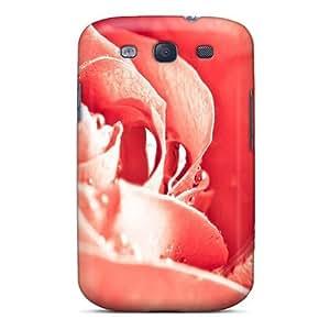lintao diy New Arrival IIKrQZY2677VSFva Premium Galaxy S3 Case(rose Flower Wallpaper Free 52)