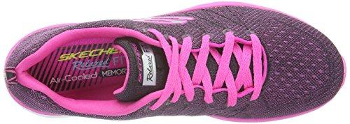 Zapatillas Bkhp Skechers para 12224 Multicolor Mujer 5zw5AYSxq