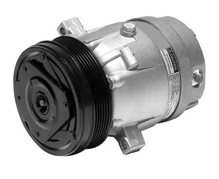 Denso 471-9144 New Compressor with Clutch