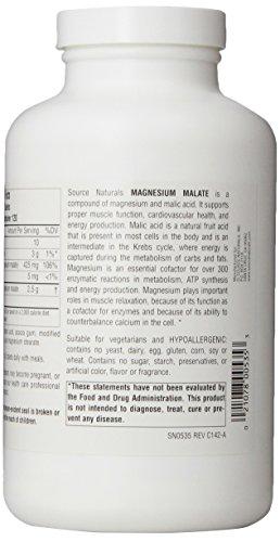 magnesium malate svenska