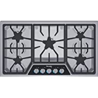 Thermador SGSL365KS Masterpiece 36inch Stainless Steel Gas Sealed Burner Cooktop