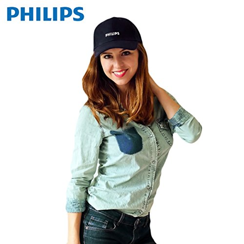 Philips Genuine Ladies/Mens Baseball Style Cap/Hat, Durable, Super Stylish! 100% Cotton - Adjustable Strap with Metal Clasp - Ideal for All Seasons - Rare!