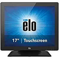Elo Touch E924166 1723L iTouch Plus LED Desktop Touch Monitor, Multi Touch, Zero Bezel, Anti Glare, 17 Size, White
