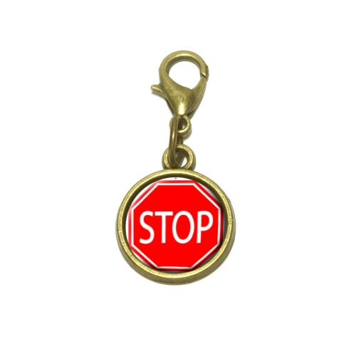Stop Sign Basic Red Cute...