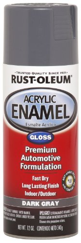 Rust-Oleum Automotive 249302 12-Ounce Acrylic Enamel Spray,