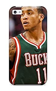 4644230K575544511 milwaukee bucks nba basketball (12) NBA Sports & Colleges colorful iPhone 5c cases