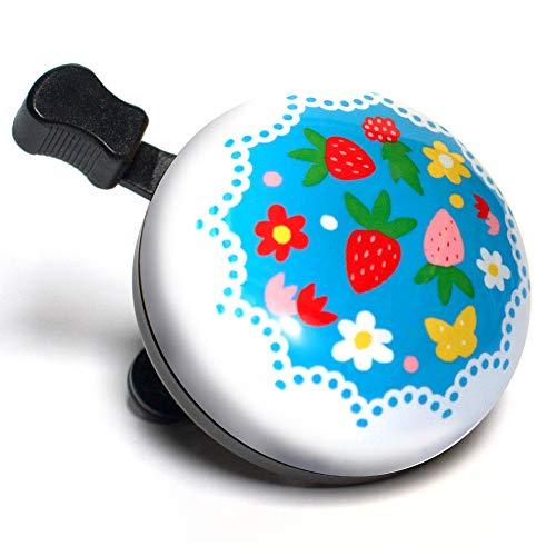 Nutcase - Thumbdinger Bike Bell, Berry Sweet