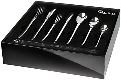 Robert Welch Bud Bright 42 Piece Cutlery Set for 6 People