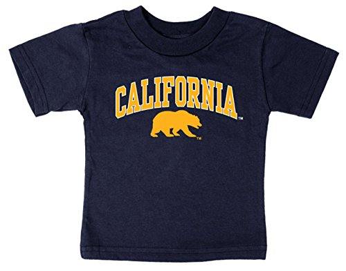 UC Berkeley Golden Bears Infant T-Shirt-Navy