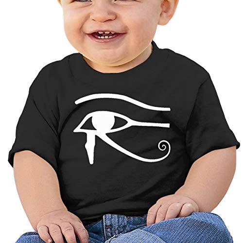 Price comparison product image Sabina Harriman Baby Clothes Eye of Horus Summer Short-Sleeve Tees