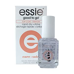 Essie Nail Lacquer, Good To Go, 0.46 Fluid Ounce