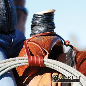 Martin Saddlery Leather Rope Strap
