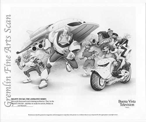 The Mighty Ducks Animated Series Lobby Card Publicity Still - Walt Disney/Buena Vista ()