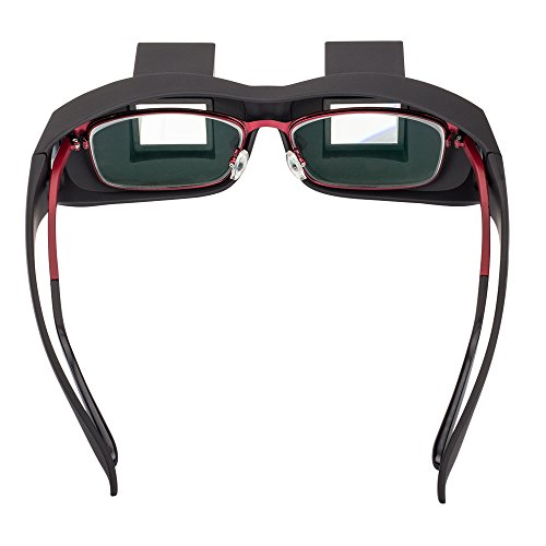 Climbing Pro Belaying Glasses Light Weight Goggles Periscope Eyeglasses Spectacles by Ruipoo