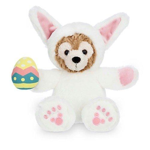 Duffy the Disney Bear Plush - Easter Bunny - 9'' by Disney