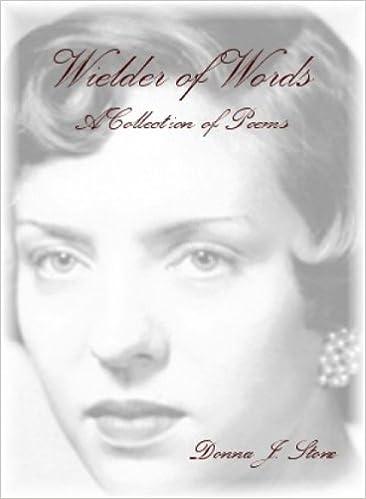 Donna J Stone poems