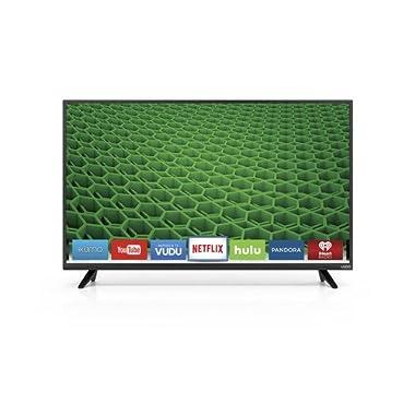 VIZIO D48-D0 D-Series 48  Class Full Array LED Smart TV (Black)