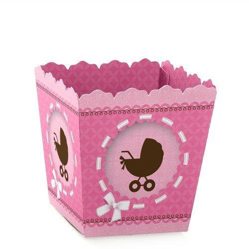 Baby Shower Pram Favor Boxes - 2