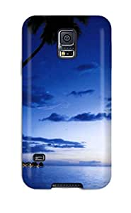 6196260K88447760 High-quality Durable Protection Case For Galaxy S5(bora Bora)
