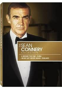 The Sean Connery Star Collection (Never Say Never Again / Cuba / A Bridge Too Far / Shalako)