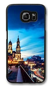 Altstadt Dresden PC Case Cover for Samsung S6 and Samsung Galaxy S6 Black