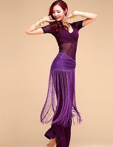 Danza del Ventre Completi per Donna Addestramento Tulle