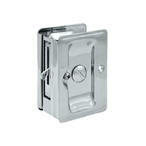 djustable 3 1/4-Inch x 2 1/4-Inch Privacy HD Pocket Locks ()