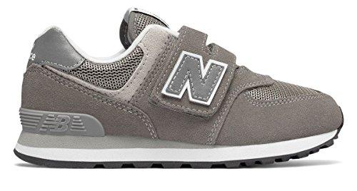 郵便屋さん慈悲深い写真(ニューバランス) New Balance 靴?シューズ レディースランニング 574 Core Grey グレー 3 (21cm)