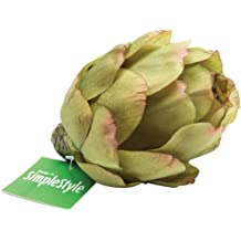 FloraCraft SimpleStyle Artificial Vegetables, One Artichoke