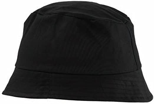 Mens Outdoors Fishermans Festival Fishing Sun Lightweight Cotton Bucket Hat
