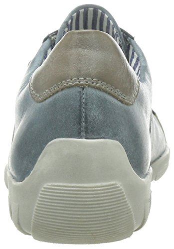 R3408 15 Sneakers Remonte Damen Steel Blau Royal 4w1pCqABx