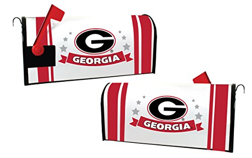 Racing Reflections Georgia Bulldogs Magnetic Mailbox Cover