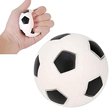 Eurroweb - Balón de fútbol en Miniatura antiestrés: Amazon.es ...