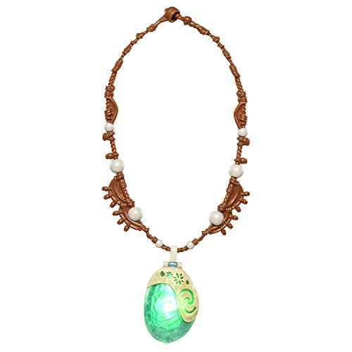 Disney Moana's Magical Seashell Necklace]()
