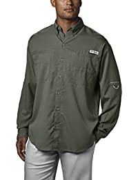 Men's Plus Tamiami Ii Long Sleeve Shirt