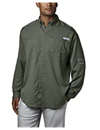 Columbia Tamiami II - Camisa de manga larga para hombre