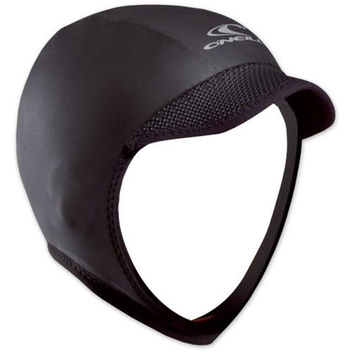 O'Neill Wetsuits Mens Squid Lid, Black, X-Large