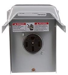 Talon LGP1S 50-Amp Enclosed, Outdoor Rat...