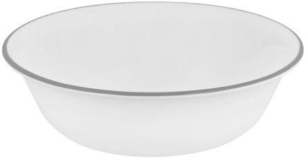 Corelle® Livingware™ Mystic Gray 18-oz Bowl - Corelle