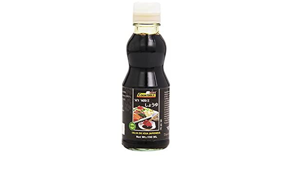 CookOble - Salsa de soja japonesa - 190 ml: Amazon.es: Alimentación y bebidas