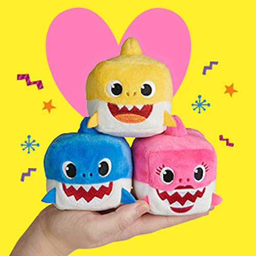 41uPl8bNnrL - WowWee Pinkfong Baby Shark Official Song Cube - Daddy Shark